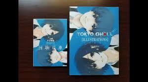 tokyo ghoul zakki art book english overview