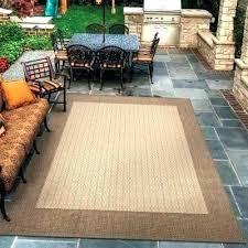 weather resistant outdoor rugs new border waterproof area rug pad r