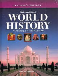 Patterns Of Interaction World History