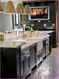 Attractive Kitchen Islands With Sink Dishwasher And Seating