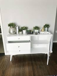 contemporary media console furniture. How To Style A Contemporary Media Console By San Francisco Blogger For The Love Furniture