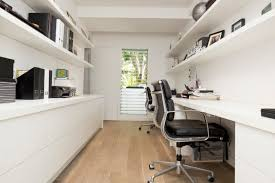small space home office. Organized Home Office In Small Space
