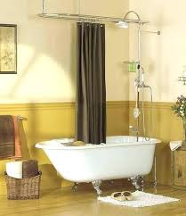 clawfoot bathtub shower curtain bathtub shower curtain tub and shower combo google search bathtub shower curtain