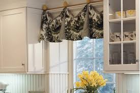 adding color and pattern with window valances for valance patterns inspirations 4