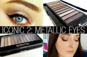 makeup revolution redemption palette iconic 2