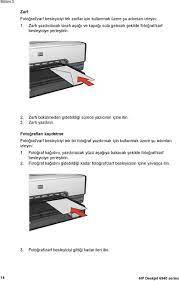 HP Deskjet 6940 series. Kullanıcı kılavuzu - PDF Free Download