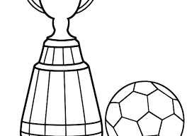 Soccer Coloring Pages Printable Campoamorgolfinfo