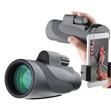 Waterproof <b>40x60</b> HD <b>Monocular</b> Phone Attachment – Humble ...