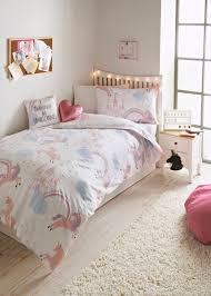 next childrens bedroom furniture. Kids Unicorn Print Single/Double Duvet Cover Next Childrens Bedroom Furniture T