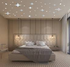 stars for ceiling mirror wall stickers mirror stars wall decals 3d mirror