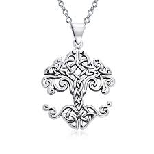 natures love pendant add your review family tree of life pendant celtic