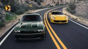 2018 Dodge Challenger Reviews - Research Challenger Prices & Specs - MotorTrend