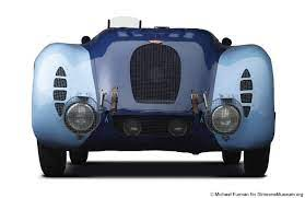 It only managed third place at the 1923 tours grand prix. 1936 Bugatti 57g Tank Simeone Foundation Automotive Museum