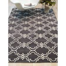 gray moroccan rug hand tufted wool gray traditional trellis rug gray moroccan bath rug gray moroccan rug rugs gray moroccan trellis rug