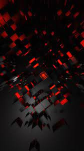 Black And Red Wallpaper iPhone - Best ...