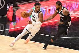 Los Angeles Clippers at Utah Jazz Game ...