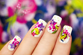 42 Wonderful Nail Art Ideas All Girls Should Try - Trend To Wear