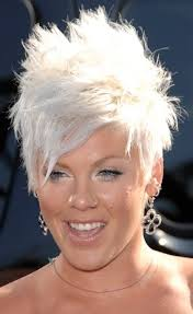 Short Spiky Hairstyles 20 Amazing Short Spiky Haircuts For Round Face Women Womens Short Spiky
