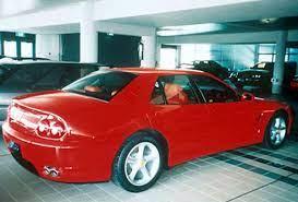 Search from 0 used ferrari 456m gt car for sale. Coachbuild Com Pininfarina Ferrari 456 Gt Venice Sedan