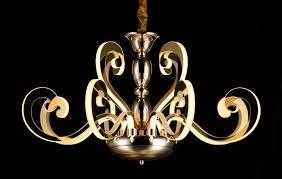led chandelier fixture