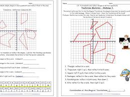 Primary transformations resources