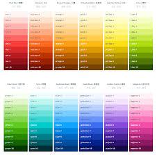 Design Color Github Ant Design Ant Design Colors Color Palettes