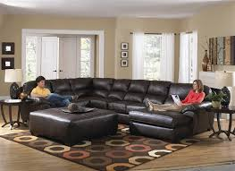 3 piece leather sectional. Brilliant Leather In 3 Piece Leather Sectional T