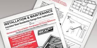 installation manuals