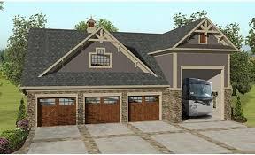 3 car garage plans loft