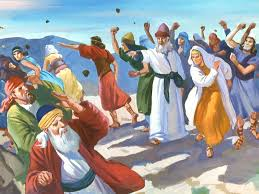 Image result for the prophets did the will of God in the Bible