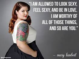 Quotes About Plus Size Beauty