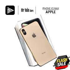 Điện Thoại iPhone Xs Max Lock Bộ Nhớ 64Gb/ 256Gb