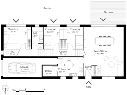 Plan Maison Terrain En Pente Sud