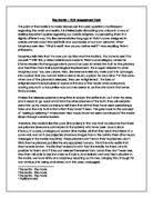 tok essay on the matrix international baccalaureate theory of the matrix and plato s cave