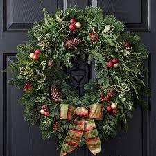 Noble Fir Wreath