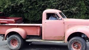Dad's 1948 Studebaker pickup - YouTube