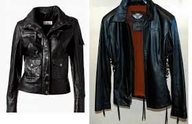 to alter a leather jacket a raincoat clothes