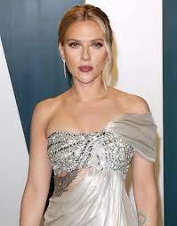 Scarlett Johansson Calls End of Black ...