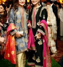 Contrast Dress Design 2018 Contrast Pakistani Outfits Pakistani Party Wear