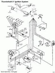 Newest mercruiser ignition coil wiring diagram thunderbolt wiring