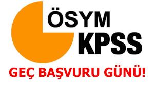 KPSS geç başvuru ücreti ne kadar, başvuru nasıl yapılır? - Son Dakika  Haberleri Milliyet