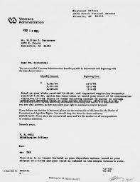 Veterans Award Letter Docoments Ojazlink