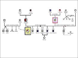 Template Genogram Chart Definition Word Yakult Co