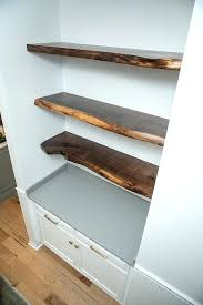 Walnut Effect Floating Shelves Awesome Walnut Effect Floating Shelves Outstanding Walnut Effect Floating