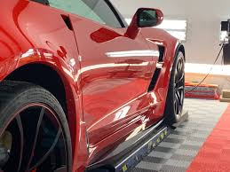 Ceramic Coating of a 2019 Chevrolet Corvette ~ Automobile Detailing by  August Precision