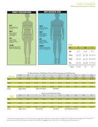 Cherokee Scrubs Size Chart Cherokee Size Chart