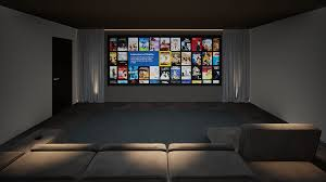 Home Cinema Room Design - District One ...