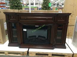costco 1134152 ember hearth 72 electric media fireplace