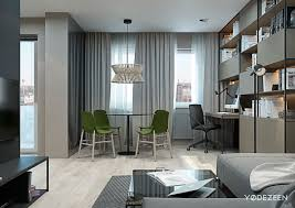 Studio Design Ideas 5 small studio apartments with beautiful design