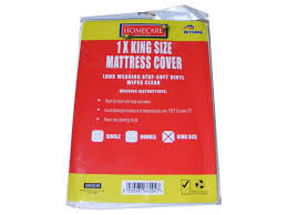 plastic mattress cover. King Size Vinyl Plastic Fitted Mattress Bed Cover Sheet Protector: Amazon.co.uk: Kitchen \u0026 Home M